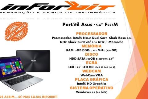 ASUS F553M
