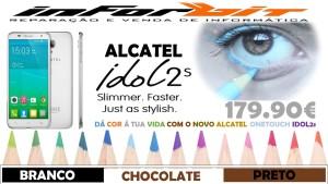 ALCATEL IDOL 2S